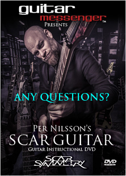 Scar Guitar