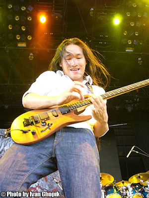 Herman Li - by Ivan Chopik