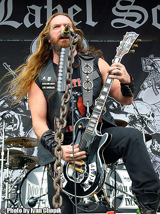 Zakk Wylde - by Ivan Chopik