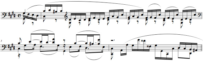 Polyphonic Writing for Keyboard - by Roberto Toscano