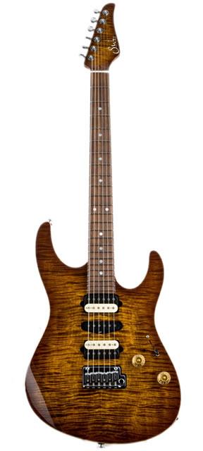 Guthrie Govan Suhr Guitar