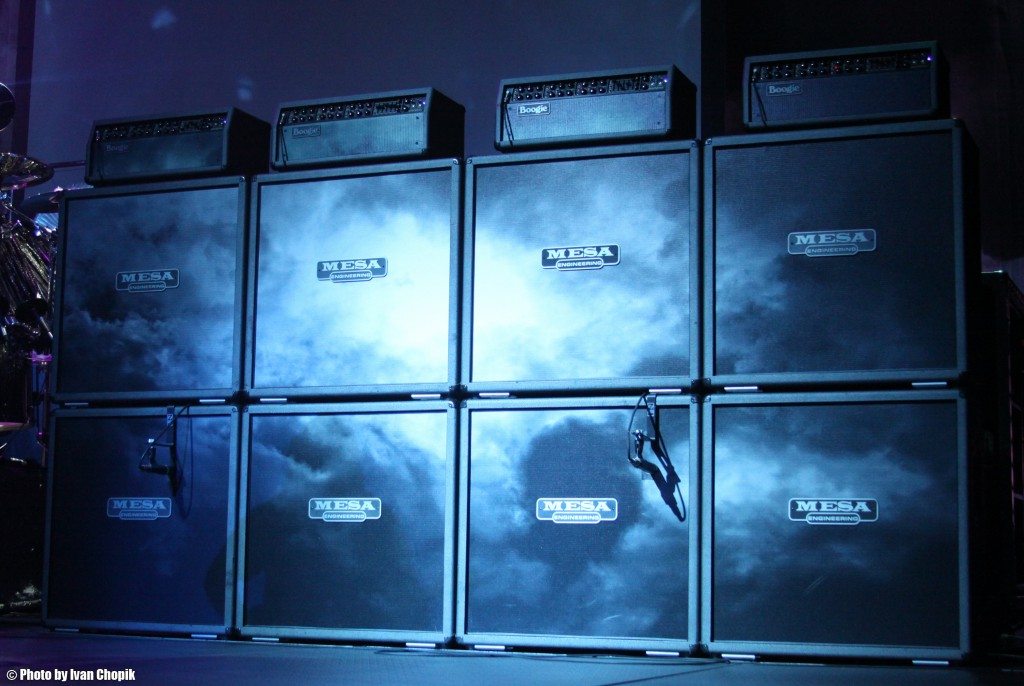 John's 2009 Amp Rig - Click to enlarge
