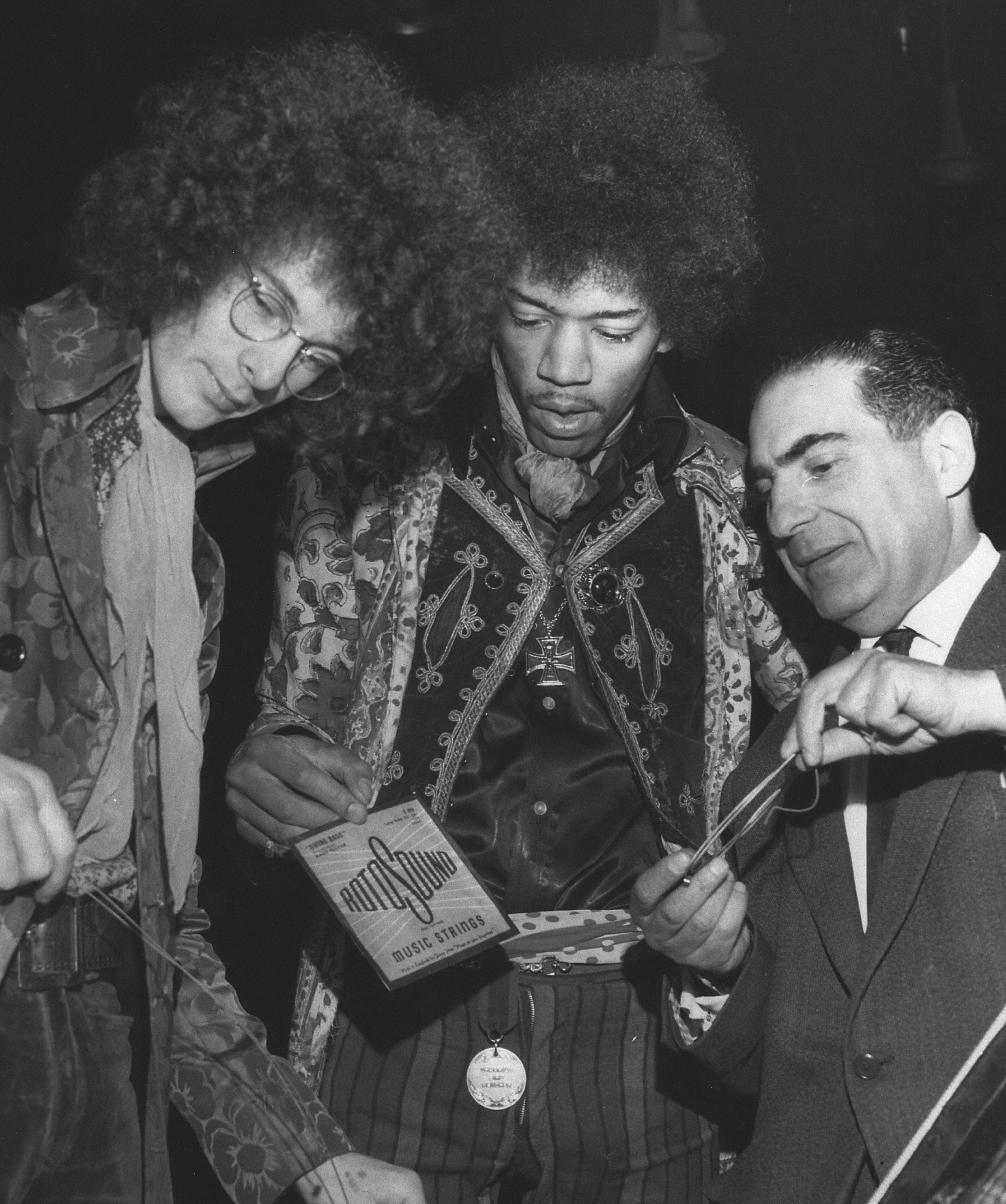 Hendrix Rotosound lr