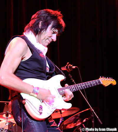 Jeff Beck 2 - by Ivan Chopik