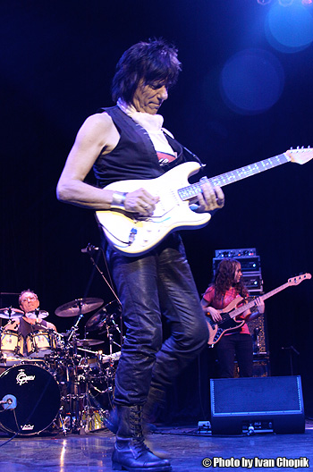 Jeff Beck - by Ivan Chopik