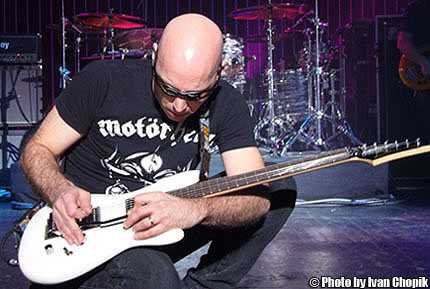 Joe Satriani - by Ivan Chopik