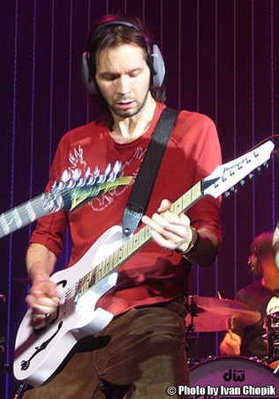 Paul Gilbert - by Ivan Chopik