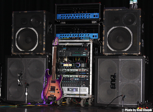 Steve Morse - Full Rig - by Ivan Chopik - Medium