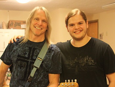 Steve Morse and Ivan Chopik