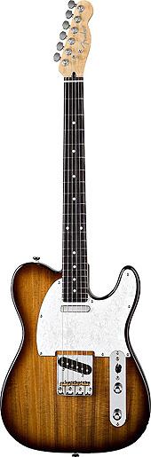 Fender Koa Telecaster