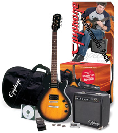 Epiphone Performance Pack