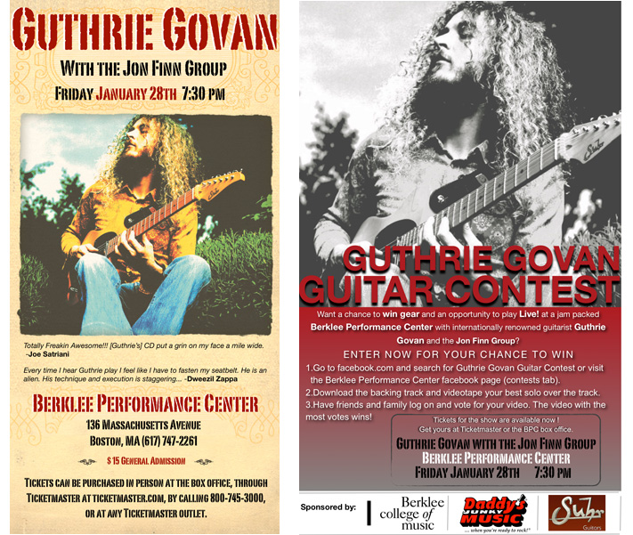 Guthrie Posters