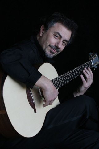 Pierre Bensusan - by Ivan Chopik