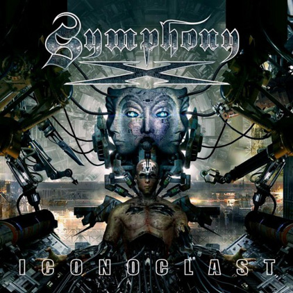 Iconoclast Album Cover