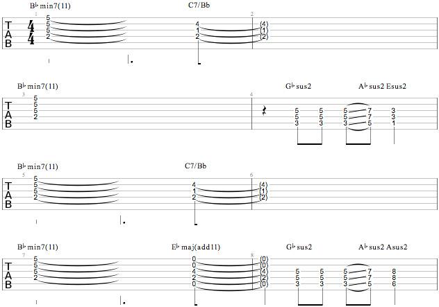 Bilo - Chords