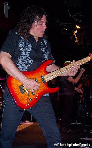 Vinnie Moore - by Luke Dennis