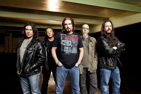 Dream Theater w/ Mike Mangini