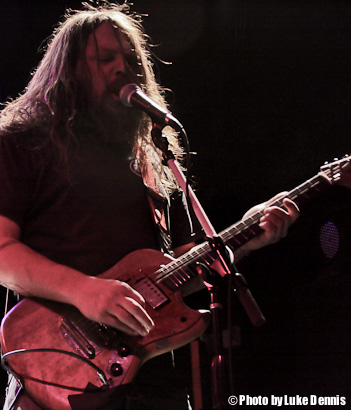 Bryan Giles by Luke Dennis
