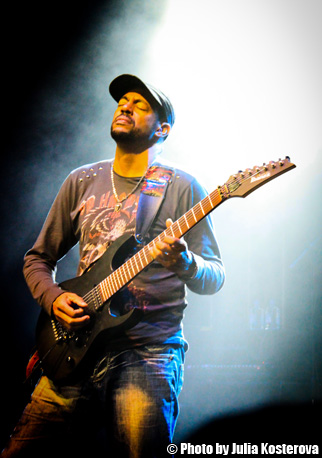 Tony MacAlpine - By Julia Kosterova