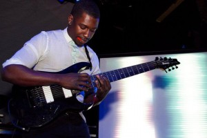 Animals As Leaders Stolen Guitars