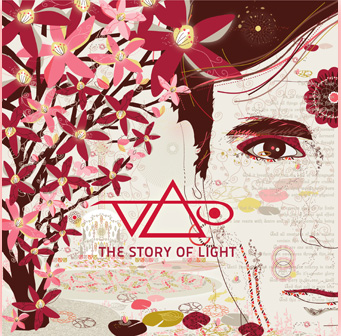 Steve Vai - Story Of Light Album Cover