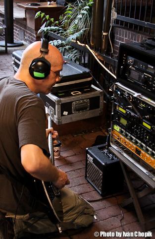 Devin Townsend - by Ivan Chopik