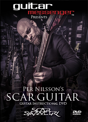 Scar Guitar: Per Nilsson's Guitar Instructional DVD