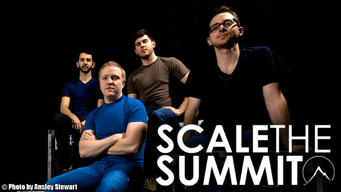 Scale The Summit 2013