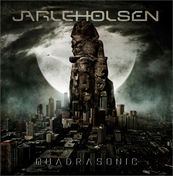 Jarle Olsen - Quadrasonic Album Cover
