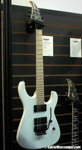 Caparison Guitars by Guitar Messenger - NAMM 2014
