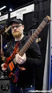 Strandberg Guitarworks - Guitar Messenger NAMM 2014