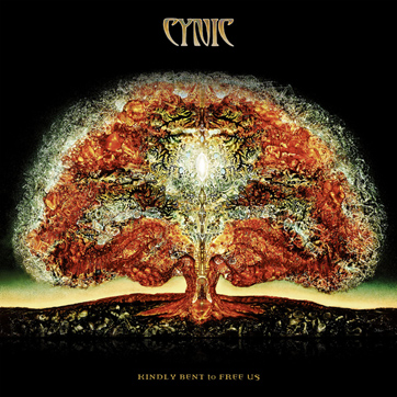 1-1 - Cynic - Kindly Bent to Free Us - Album Cover