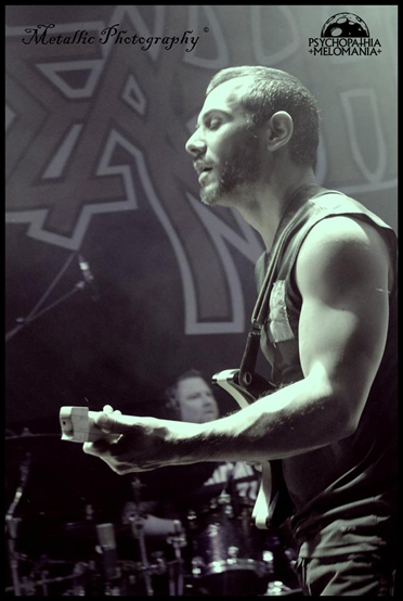 Paul Masvidal - by Metallic Photography