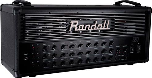 Randall 667 Amplifier