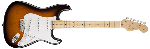 Fender Stratocaster 60th Anniversary - Past