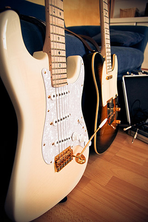 Richie Kotzen Signature Guitars