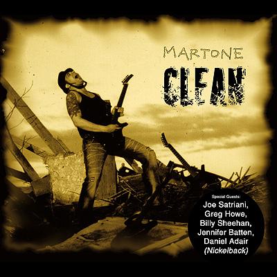 Dave Martone - Clean
