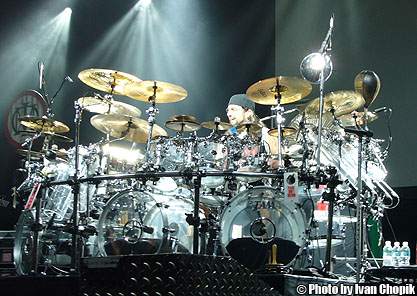 Mike Portnoy of Dream Theater