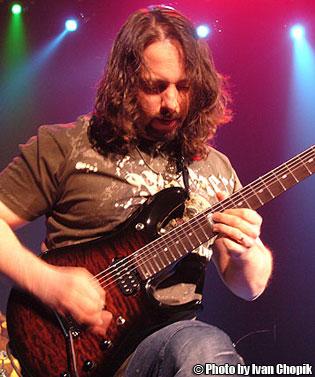 John Petrucci - by Ivan Chopik
