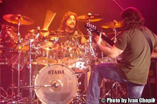 Mike Portnoy: A damn good human drummer