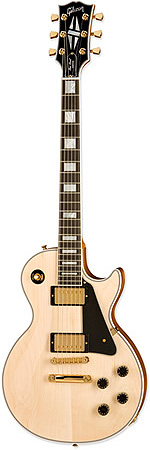 Gibson Les Paul w/ Mahogany body wood