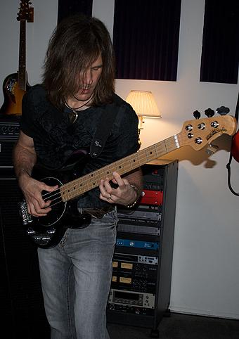 George Bellas - Bass