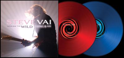 Steve Vai Vinyl