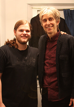 Eric Johnson and Ivan Chopik