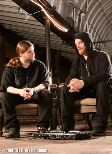 Ivan Chopik & Per Nilsson