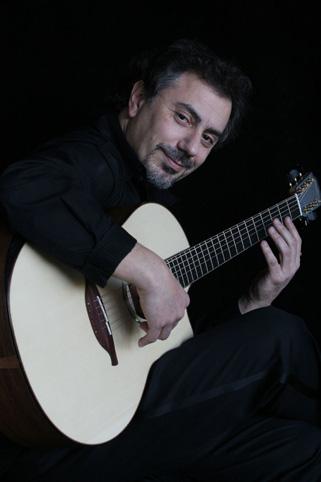 Pierre Bensusan - by Ivan Chopik