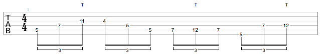 Creative Tapping Sequences - 2