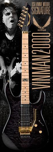 Vinnie Moore Signature Guitar
