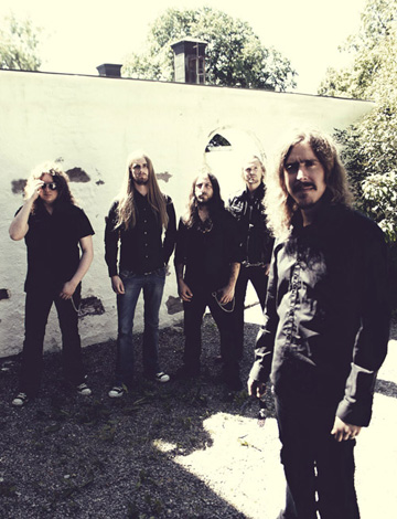 Opeth Promo