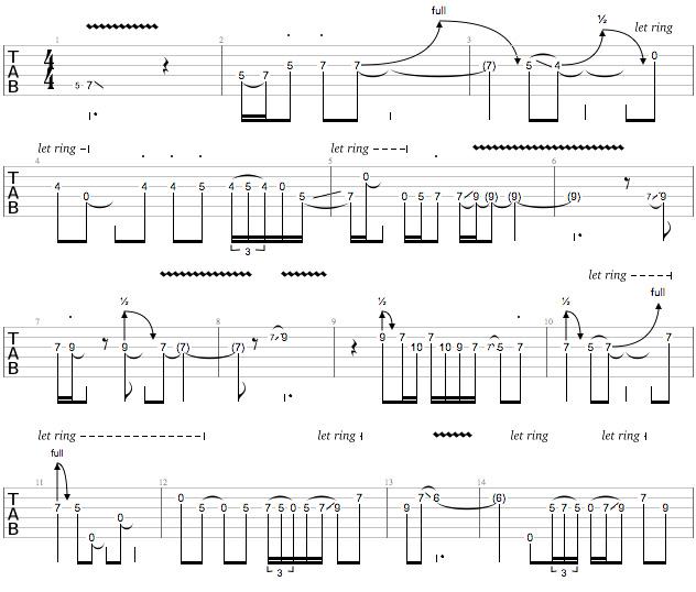 Devin Townsend - Improv 1